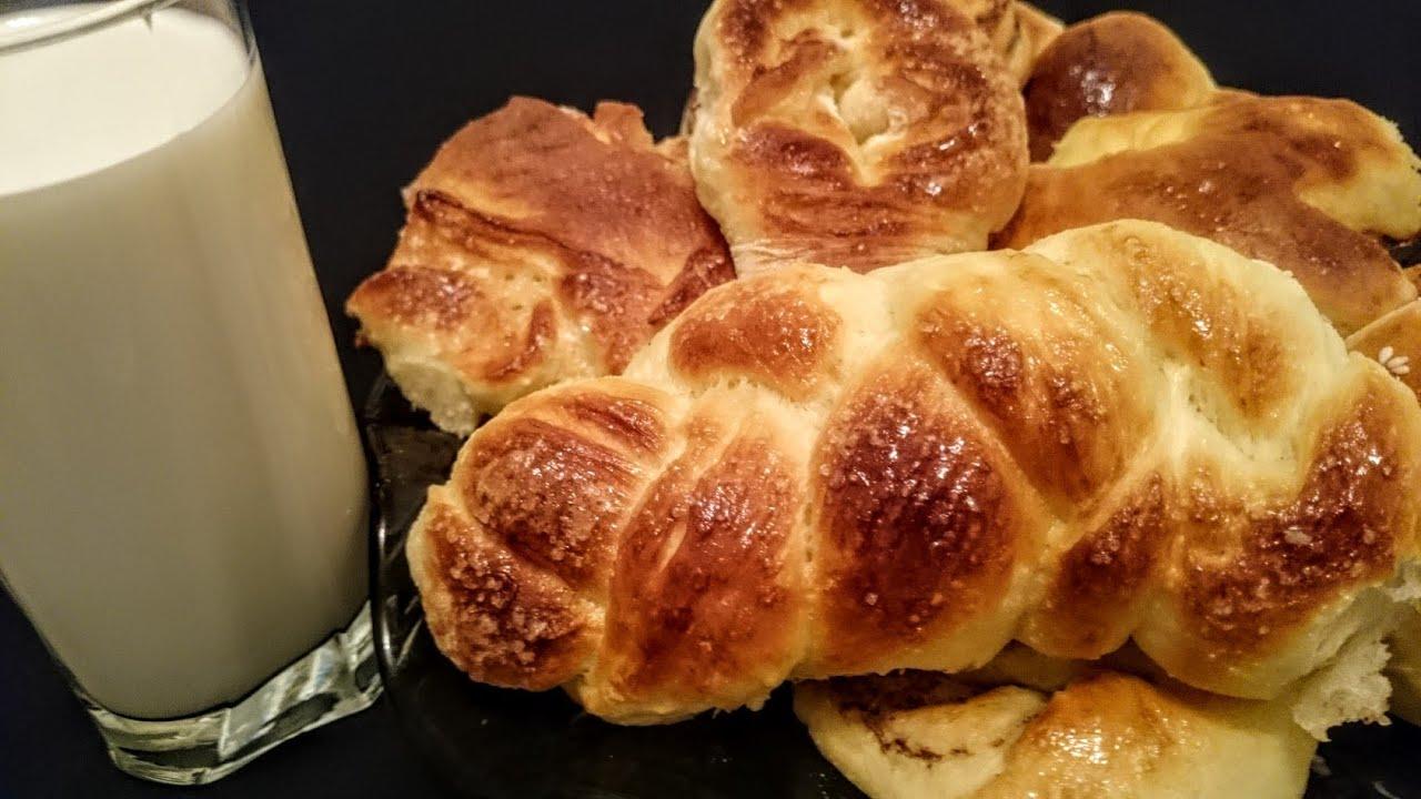 Простой рецепт приготовления теста для булочек