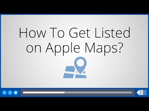 How to Get Listed on Apple Maps