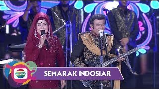 """Ketemu Pacar Lama! Rhoma Irama & Elvy Sukaesih """"Bahtera Cinta"""" - Semarak Indosiar Surabaya"""