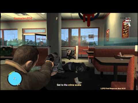 GTA IV terrorist attack old
