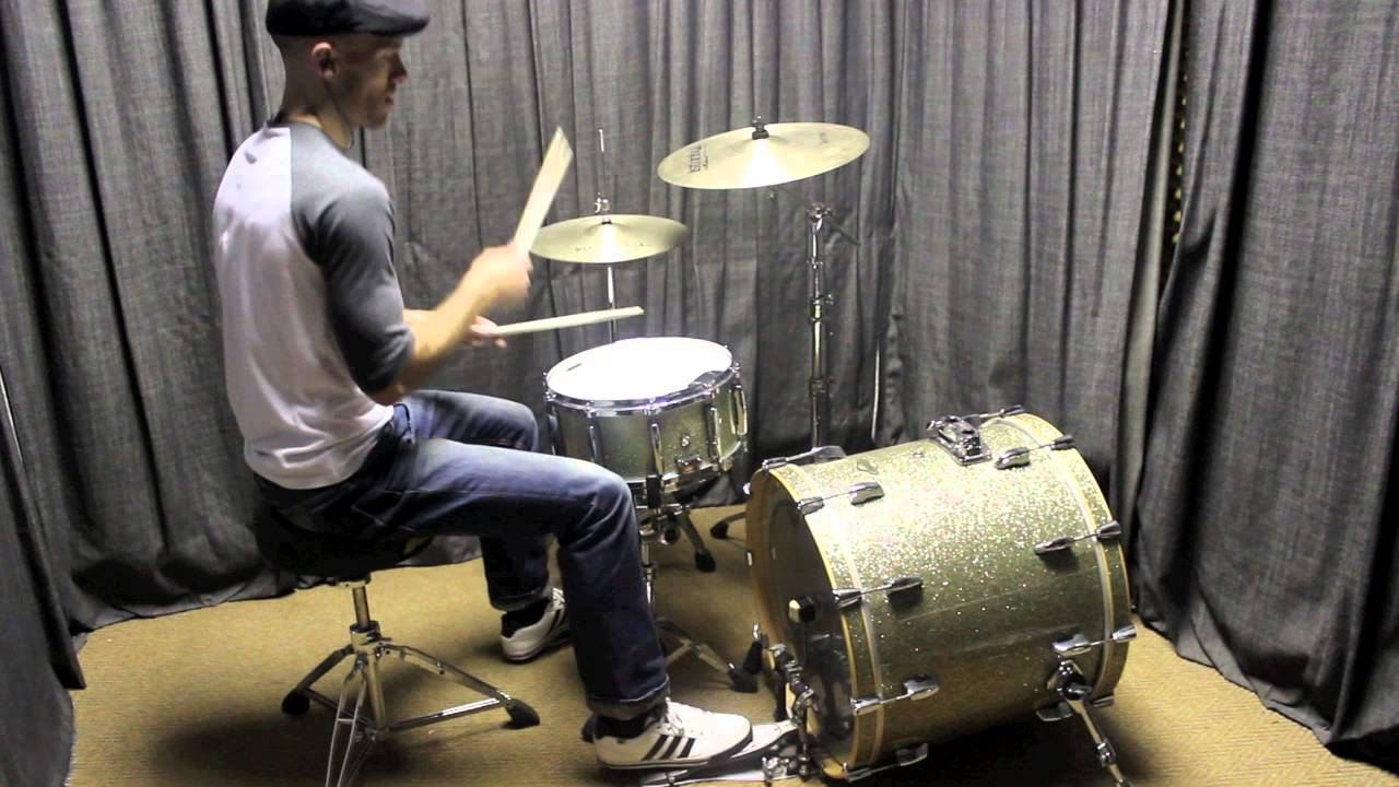 Hip hop drum beat using 3 famous breakbeats - YouTube