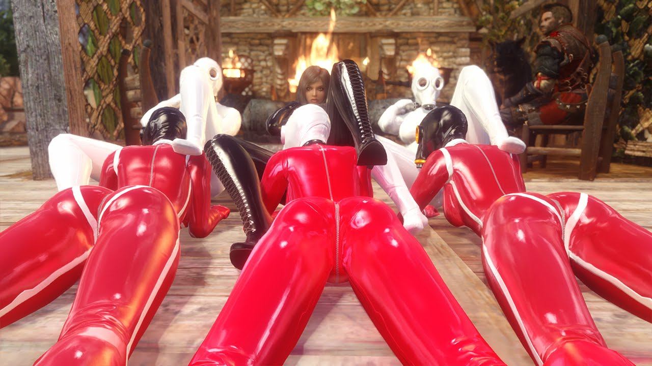 3d sci fi hentai babe in a skin tight catsuit - 1 10
