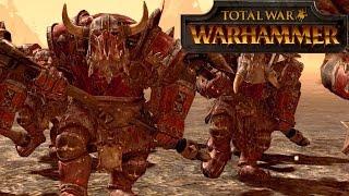 Grimgor Smashes Stunties - Total War Warhammer Online Battle 12