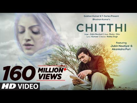Chitthi Video Song   Feat. Jubin Nautiyal & Akanksha Puri   Kumaar   New Song 2019   T-Series