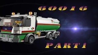 LEGO City 60016 Бензовоз / LEGO City 60016 Tanker