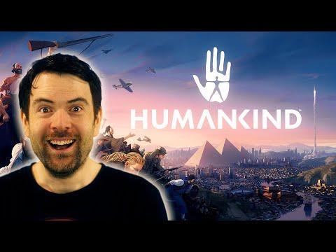 [Découverte] HUMANKIND - Le CIV Slayer?