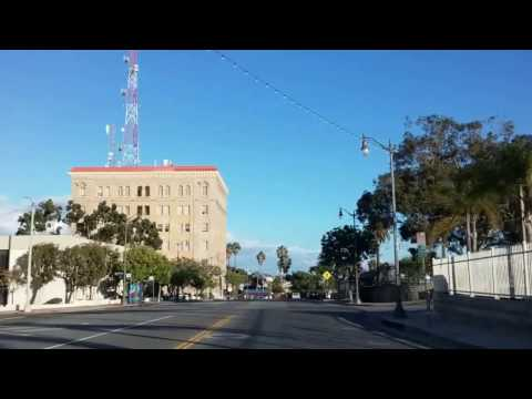 San Pedro, CA Homeless 12/24/2016, Skid Row on Christmas Eve