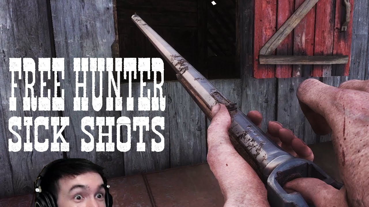 Download Hunt: Showdown   SOLO Free Hunter Crazy Full-Match