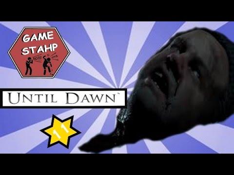 BYE MR. STRANGER! | Until Dawn - Part 11