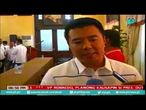 Mga empleyado ng provincial government ng Ilocos Sur, isinailalim sa surprise drug test [07|14|16]