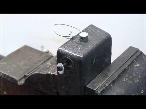 Вытягивание цилиндра --   как взломать дверной замок?
