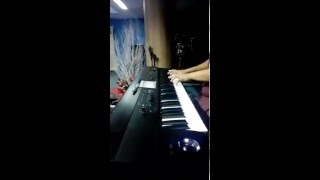 say you'll never go by (eric santos) piano cover #OTWOL