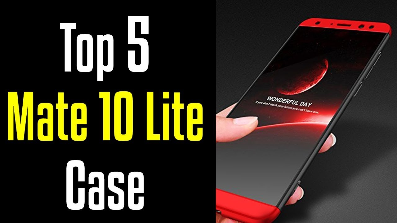 online store 96443 a8c71 🔻Top 5 Best Huawei Mate 10 Lite Cases!🔺[4K]