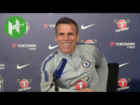 Chelsea v Bournemouth | Gianfranco Zola: Jose Mourinho's sacking sad for the Premier League