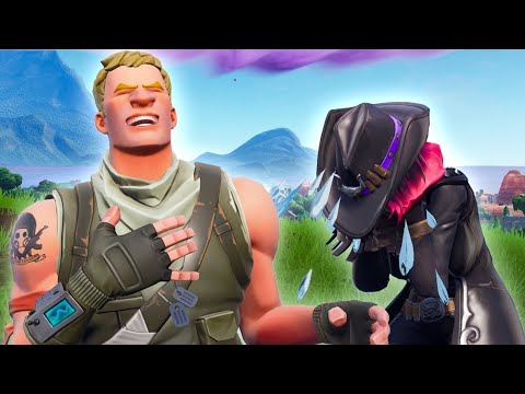 CALAMITY LOSES TO A NOOB!? - Fortnite Short Film