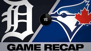 Smoak's 2-run HR lifts Blue Jays to 3-0 win - 3/30/19