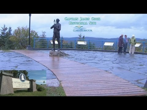 Captain Cooks Historic Site Corner Brook, Newfoundland