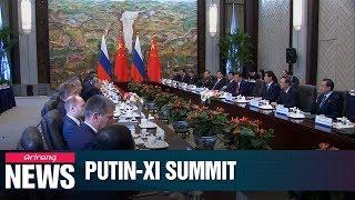Putin to meet Xi, one day after Kim Jong-un meeting
