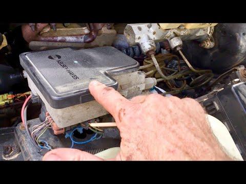 Spongy ABS Brake Fix 88 to 98 Chevrolet Silverado - YouTube