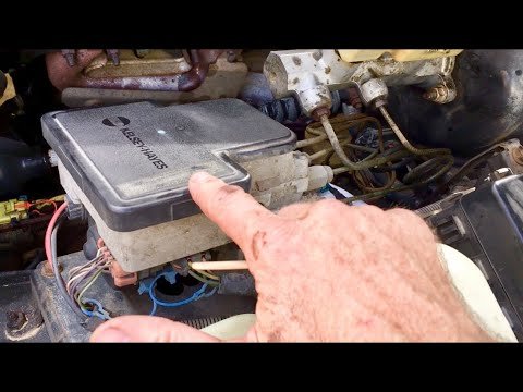 1995 Gmc Sierra 1500 Wiring Diagram Saturn Sl1 Radio Spongy Abs Brake Fix 88 To 98 Chevrolet Silverado - Youtube