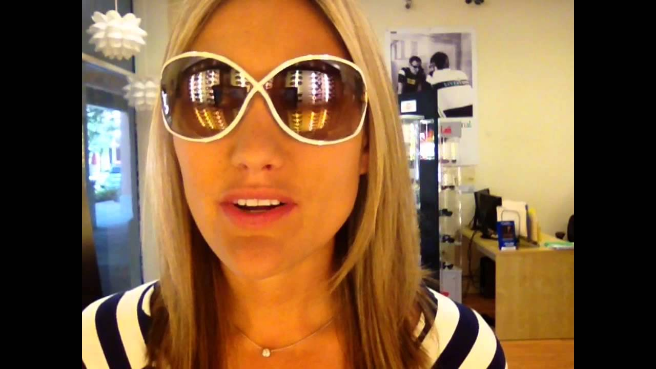 b2d63d874934 Tom Ford Rickie Sunglasses Review - YouTube