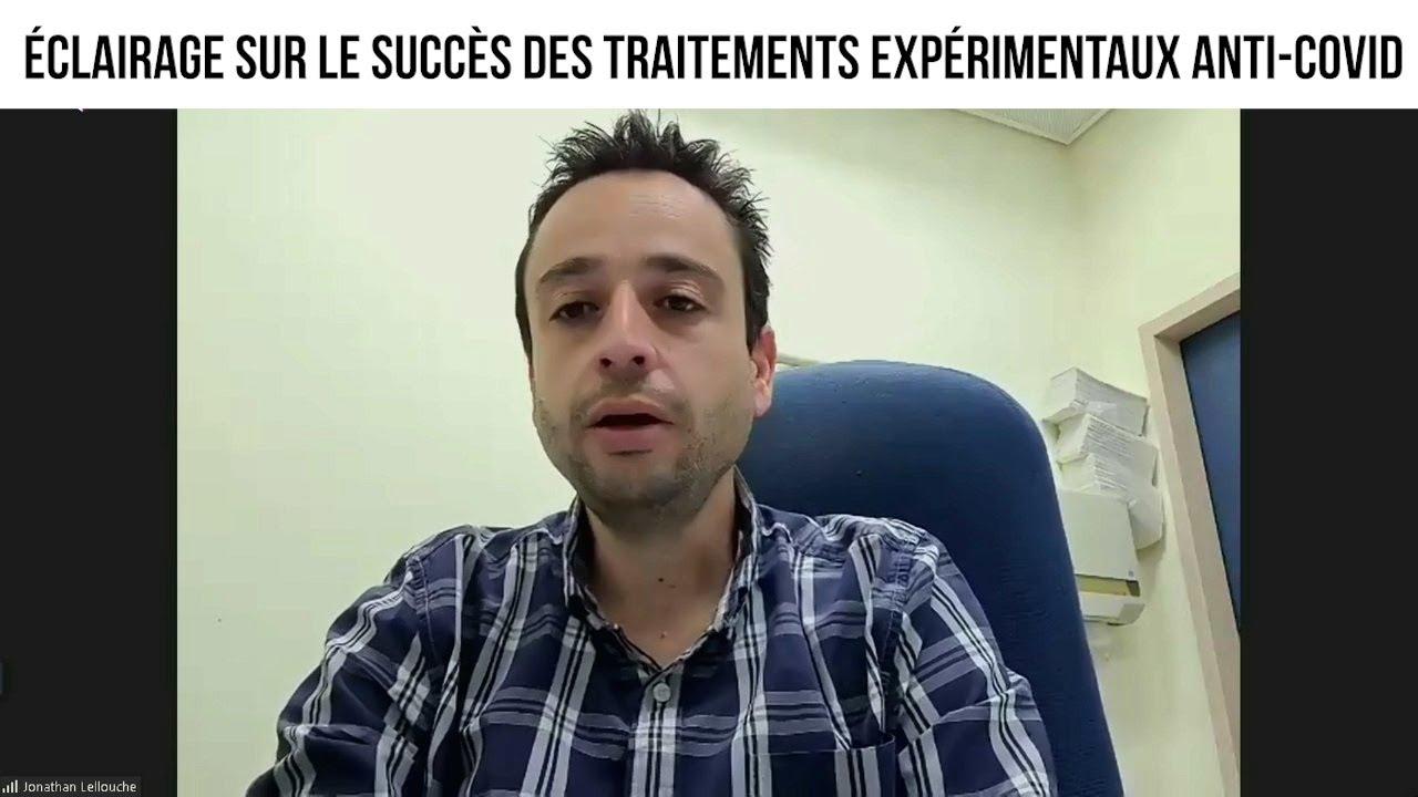 Éclairage sur le succès des traitements expérimentaux anti-covid