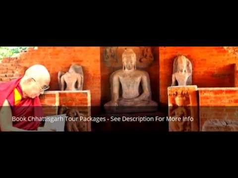 Chhattisgarh Tour Packages -  Chhattisgarh Tourism Full Of Surprises