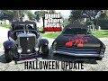 [HALLOWEEN] GTA 5 ONLINE HALLOWEEN UPDATE! (PS4 PRO)