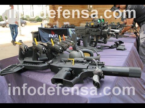 Así funcionan las armas que produce Israel en IWI / INFODEFENSA.COM