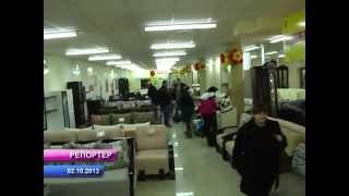 Открытие магазина Мебель 7я™ в ТЦ