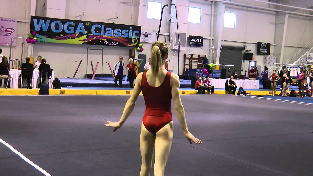 woga classic gymnastics meet 2013 nba