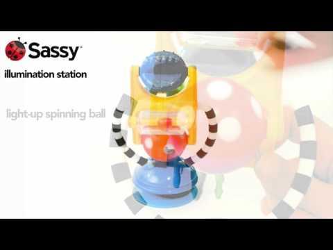 Sassy Illumination Station