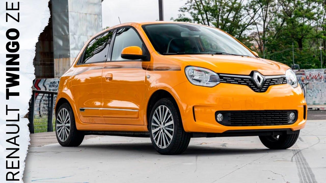 Renault Twingo Ze 2021