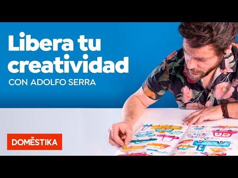 Técnicas de ilustración para desbloquear tu creatividad - Curso online de Adolfo Serra - Domestika