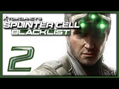 Tom Clancys Splinter Cell: Blacklist - Прохождение [#2]