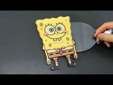 Pancake - SpongeBob SquarePants by Tiger Tomato