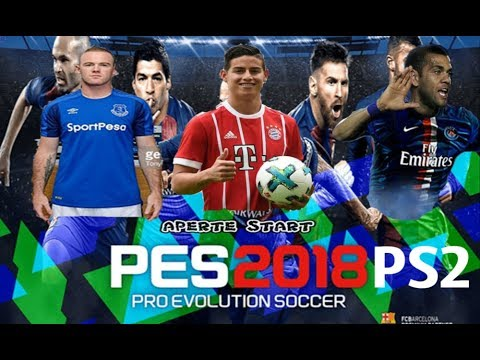 download iso pes 2018 ps2