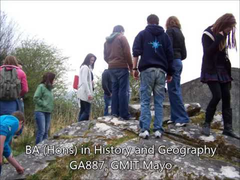 History and Geography GA887 - Galway Mayo Institute of Technology - GMIT