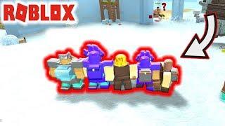 Vytvořili jsme největši tribe na serveru! Booga Booga (Roblox)