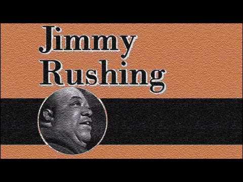Jimmy Rushing — St. James Infirmary