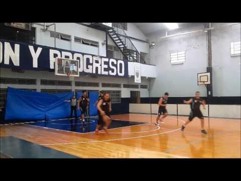 FECHA Nº2   ROSARIO VS UYP  