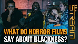 How are African Americans changing horror?   The Stream