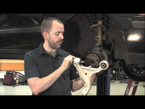 IPD Volvo HD Control Arms P2 Chassis
