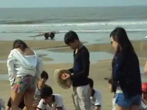 Trình diễn Hoa hậu bãi biển
