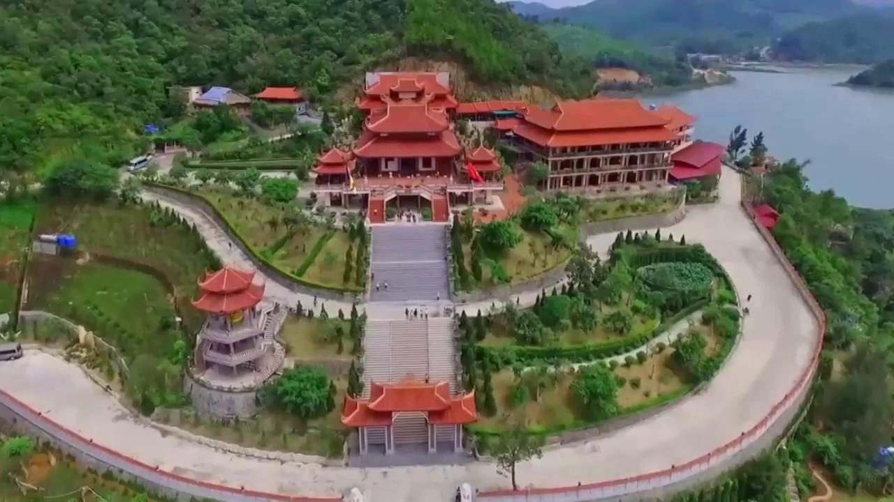 Thiền Viện Trúc Lâm Giác Tâm (Giỗ Tổ Trúc Lâm 2016) - YouTube