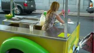 dearborn lemonade trailer at the twist