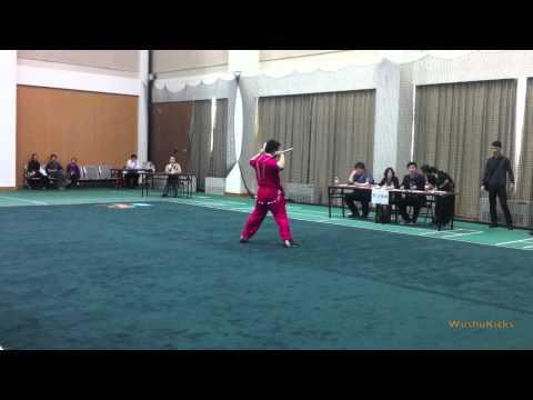 Chinese Wushu -
