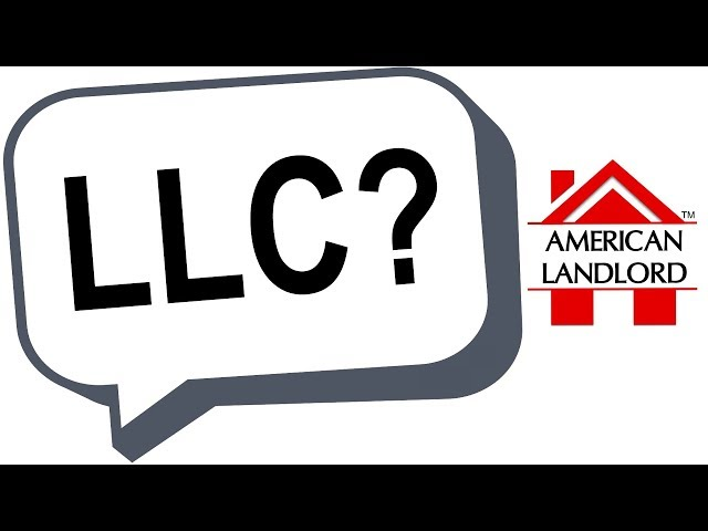 Should Rental Property be Titled in an LLC? | American Landlord