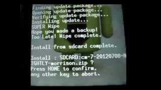 Actualizar Motorola Dext-Cliq MB200 Android 2.3.7