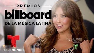 Thalía habla detalles de su vida personal  | Billboards | E...